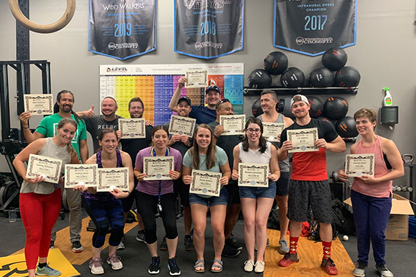 world class crossfit Nashville